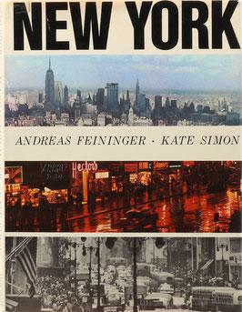 Feininger, Andreas (Fotos) und Simon, Kate (Text) - New York