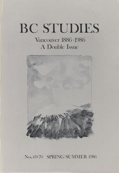 McDonald R. A. J. und Barman, Jean (Hrsg.) - Vancouver Past: Essays in Social History