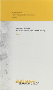Herzog, Marianne - Textiles Gestalten - Raum für Sinnes- und Sinnerfahrung
