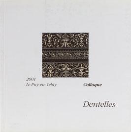 Colloque Dentelles 2001