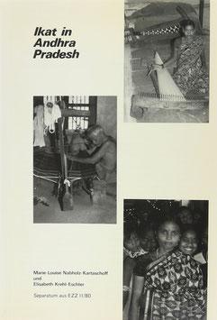 Nabholz-Kartaschoff, Marie-Louise und Krehl-Eschler, Elisabeth - Ikat in Andhra Pradesh
