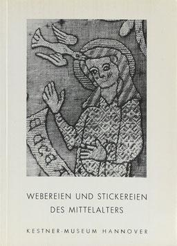 Grönwoldt, Ruth (Bearb.) - Textilien I - Webereien und Stickereien des Mittelalters