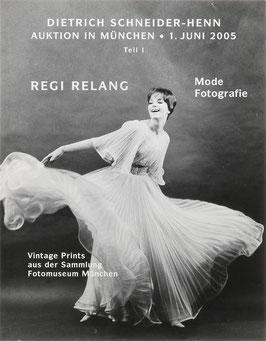 Regi Relang - Modefotografie - Dubletten aus der Sammlung des Fotomuseums im Münchner Stadtmuseum
