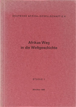 Splett, Oskar - Afrikas Weg in die Weltgeschichte