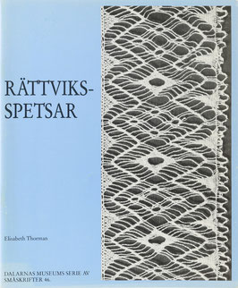 Thorman, Elisabeth - Rättviksspetsar