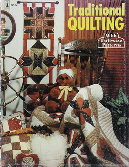 Fischer, Sheryl - Traditional Quilting