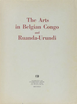 The Arts in Belgian Congo and Ruanda-Urundi 1950