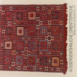 Pohl-Schillings, Hans E. - Aussergewöhnliche Orientteppiche - Bilder einer Ausstellung VII