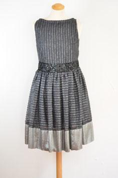 Festliches Kleid Silber