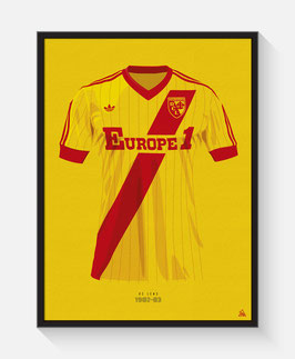 MAILLOT LENS 82-83