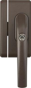 Secvest Funk-Fenstergriffsicherung FO 400 E -  (braun oder weiß)