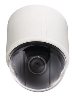 ABUS Tag-/Nacht PTZ 720p/1080p Netzwerk Dome Kamera