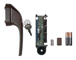 Secvest Funk-Nachrüstset für FOS 550 - AL0089, braun oder weiß