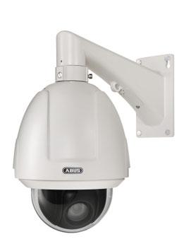 ABUS Tag-/Nacht PTZ 720p/1080p Netzwerk Außen Dome Kamera