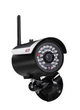"""ABUS IR Funk-Außenkamera 2,4 GHz für 7"""" Set"""