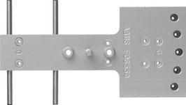 Bohrschablone für FOS 550 E