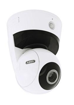 ABUS WLAN HD 720p Schwenk-/Neige Innen Kamera