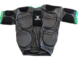 Gilbert Shoulder Pads and Body Armour