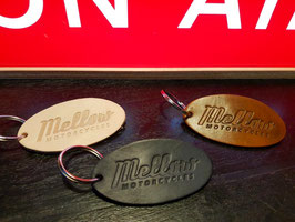 Mellow Key Ring - handmade by 'KAT VON ZETT'