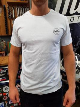 Mellow  'MECHANIC TEAM' T-Shirt - White