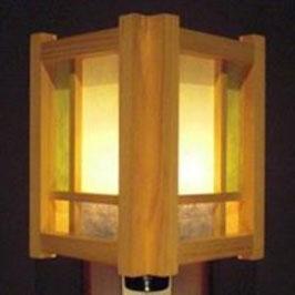 片十字1 行灯ナイトランプ 行灯ナイトライト 足元灯