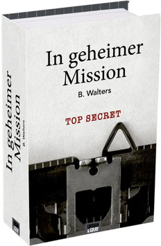 Buchtresor IN GEHEIMER MISSION Urban&Gray