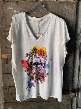 Tshirt Lino skull