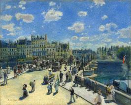 Pont Neuf Paris, auf Posterpapier