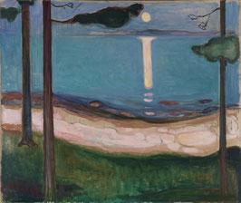 Mondlicht, auf Posterpapier
