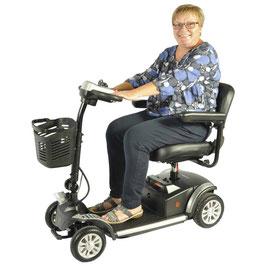 Smart- El 140 Rejse-scooter