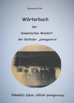 Wörterbuch der slowenischen Mundart im Gailtal