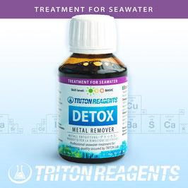 DETOX Entgiftungslösung 100ml