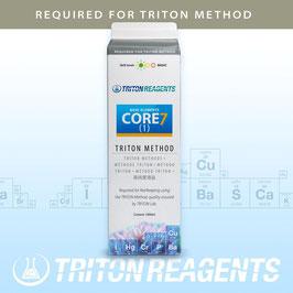 Triton Core 7 Base Elements Flüssigkeit 1 als Einzellösung zur Anwendung für die Triton Methode 1 x 1000ml im Tetrapack