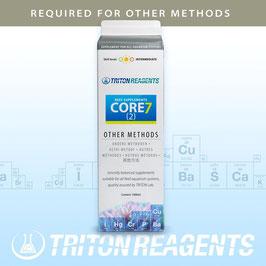 Triton Core 7 Reef Supplements Flüssigkeit 2 als Einzellösung für andere Methoden 1 x 1000ml im Greenpack