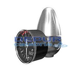 SR-02 Riduttore di pressione Co2 per bombole monouso