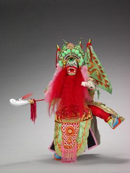 4绿大王(布袋木偶)