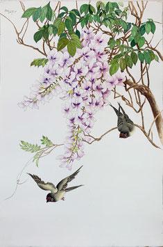 1《紫色的垂穗》(紫色の垂れ穂)