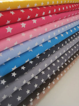 Große Sterne – Freie Farbwahl