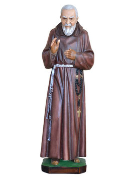 Statua San Padre Pio cm. 80