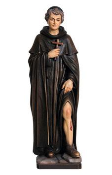Statua San Peregrino in legno