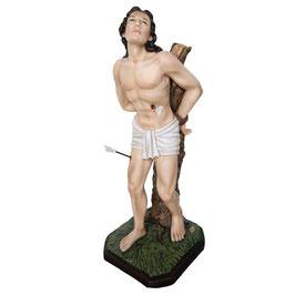 Statua San Sebastiano cm 60
