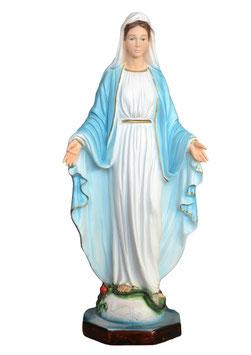 Statua Madonna Miracolosa cm. 40