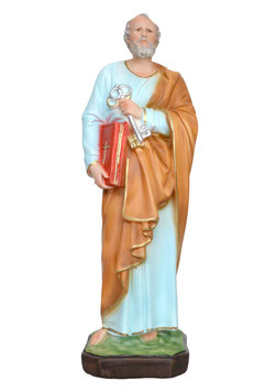 Statua San Pietro cm. 30