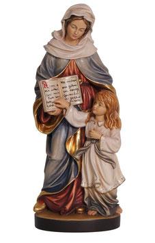 Statua Sant' Anna in legno