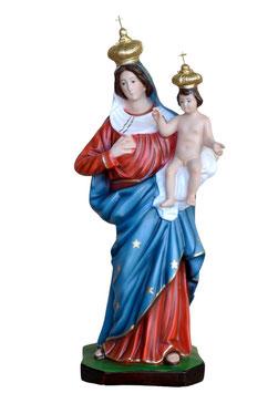 Statua Madonna delle Grazie in resina cm. 65