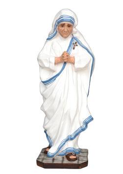 Statua Madre Teresa di Calcutta cm. 60 in resina