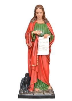 Statua San Giovanni Evangelista cm. 156 in vetroresina