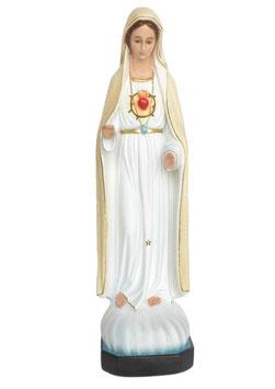 Statua Madonna di Fatima II apparizione in resina cm. 103