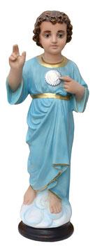 Statua Santissimo nome di Gesù cm. 50 in resina