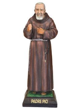Statua San Padre Pio da Pietrelcina cm. 40 in resina